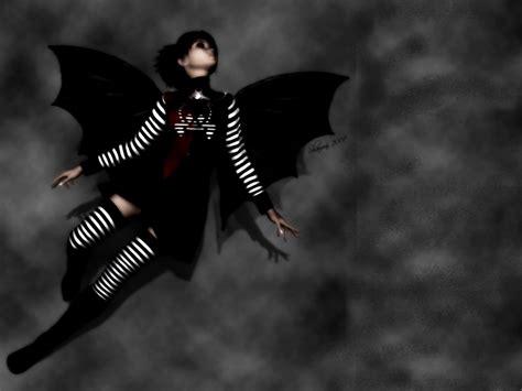 imagenes goticas de angeles tristes wallpaper goticos recomendado taringa