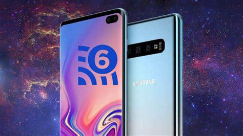Wifi 6 Samsung Galaxy S10 by Wifi 6 Integrado Para El Samsung Galaxy S10 As