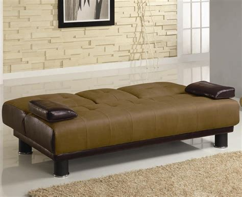 full size lounge bed coaster 300134 brown full size fabric sofa bed steal a