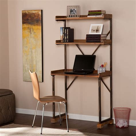 4 Amazingly Efficient Space Saving Desk Ideas Space Saving Office Desk