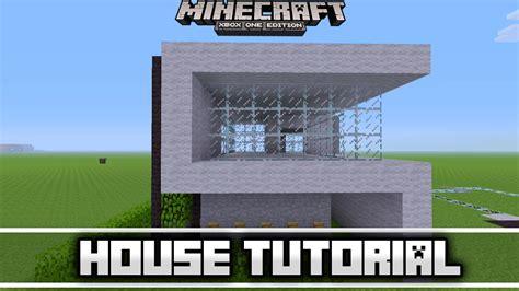 minecraft minimalist modern house xbox 360 minecraft minecraft simple easy modern house tutorial xbox 360 ps3