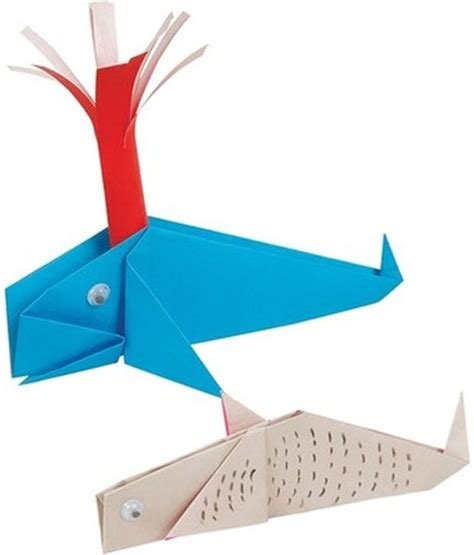 Origami Hobby - toykraft origami sea world hobby kit buy toykraft