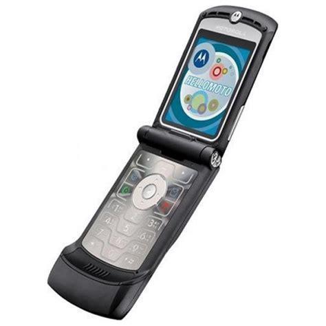 moto mobile phone motorola razr v3 unlocked used phone black cheap phones