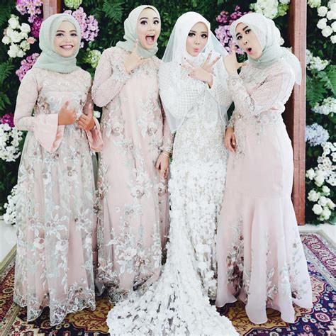 dress putih nikah model gaun pengantin muslimah modern holidays oo