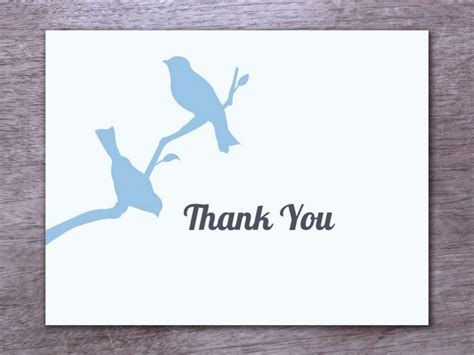 this is your template free printable thank you card template for all