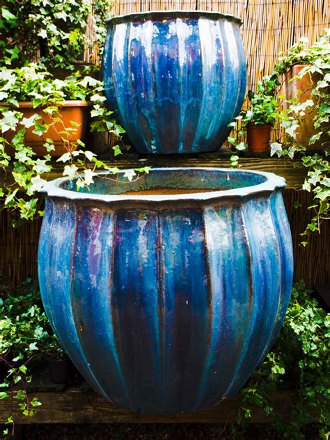 large garden planter pot buy garden centre