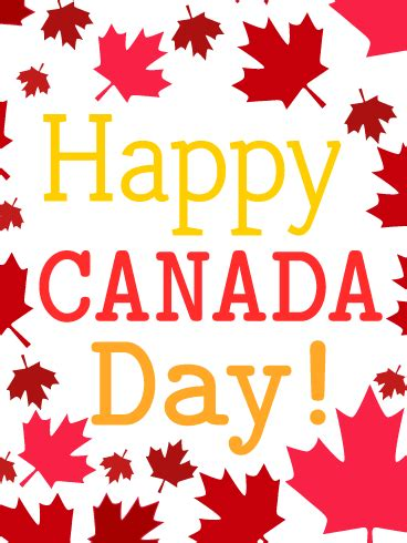 Send E Gift Card Canada - canada day card birthday greeting cards by davia free ecards via email and facebook