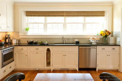 Dishwasher Kitchen Cabinet Pictures Of Kitchens Traditional White Kitchen Cabinets Kitchen 128