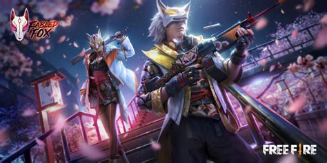 garena  fires latest elite pass fabled fox launches