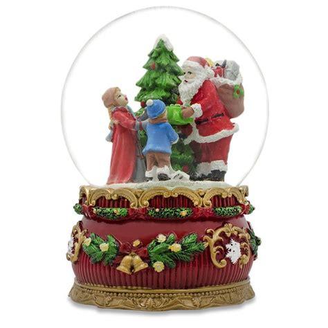 14 best santa musical snow globes images on pinterest