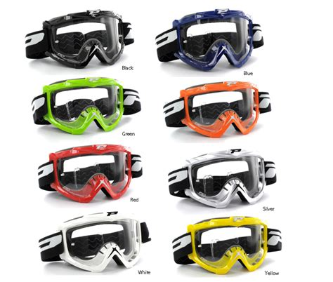 Progrip Googles 4 pro grip motocross gear and accessories bto sports