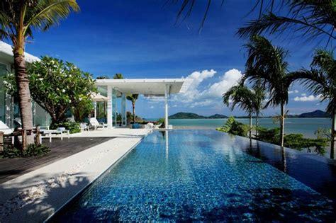 Une maison paradisiaque en Thaïlande   Décoration maison