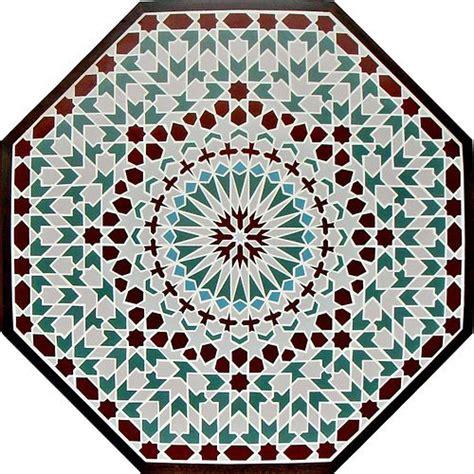 islamic pattern mosaic 180 best islamic tile works images on pinterest islamic