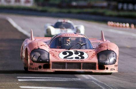 Porsche 917 Pink Pig by 1971 Porsche 917 20 Pink Pig 24h Du Mans