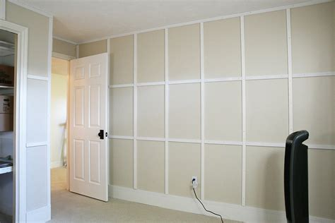 Wainscoting Office by Adding Wainscoting To The Home Office Chris