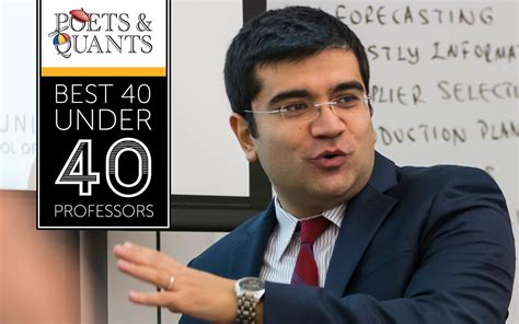 Owen School Of Management Mba by 2018 Best 40 40 Professors Yasin Alan Owen