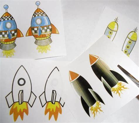 printable paper rockets paper rockets and free printable grandkid fun pinterest