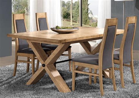 Table Chene Blanchi 504 by Shopping Portail Free