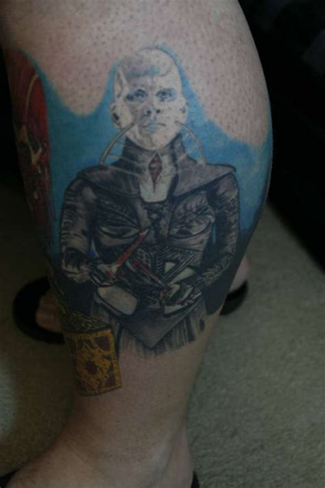 the female hellraiser tattoo