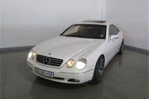 Mercedes Cl 500 Mercedes Cl Cars For Sale In South Africa Auto Mart