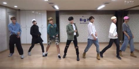 bts i like it bts show off their smooth moves in new i like it dance