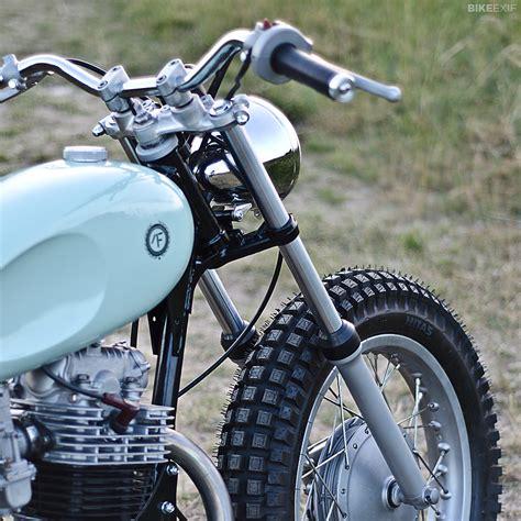 Where Can I Design My Own Home Auto Fabrica Type 4 Yamaha Sr250 Bike Exif