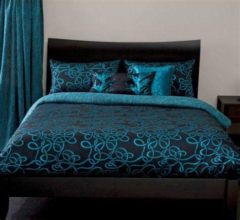 turquoise bed comforters michael payne twisty vine turquoise from the home decorating
