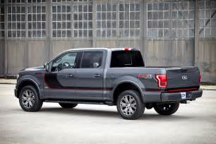 Ford F 150 2016 2016 Ford F 150 Gets New Special Edition Appearance Packages