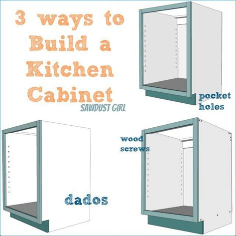 how to build kitchen cabinet frame kitchen reno 383 best build it yourself images on pinterest wood