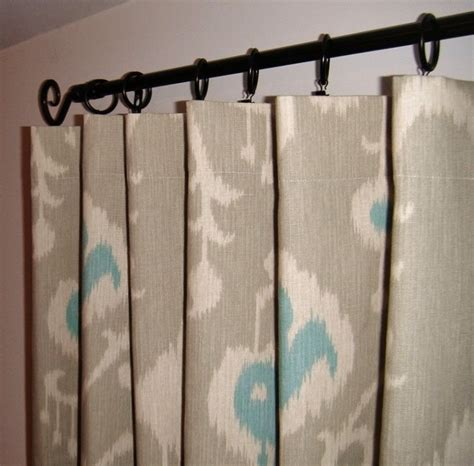 ikat window curtains curtain panels pair of 50 quot x108 quot java ikat collection