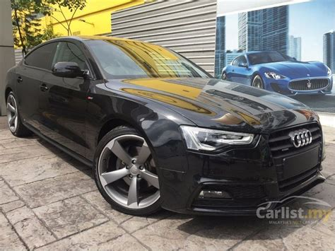 Audi A5 Facelift 2015 by Audi A5 2015 Tfsi Quattro S Line 2 0 In Kuala Lumpur
