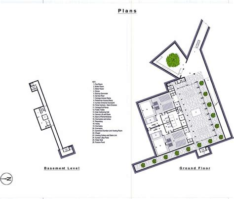 crematorium floor plan presidents medals death in mind an integrated