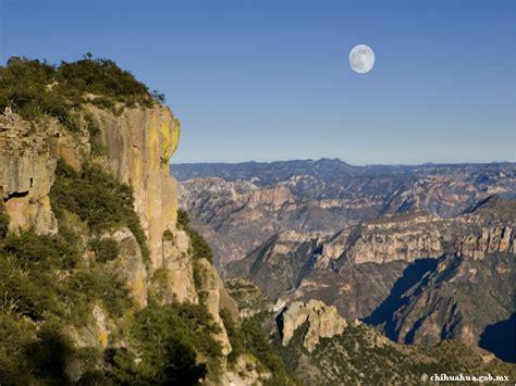 imagenes de paisajes que existen en mexico barrancas del cobre extenso circuito monta 241 oso en
