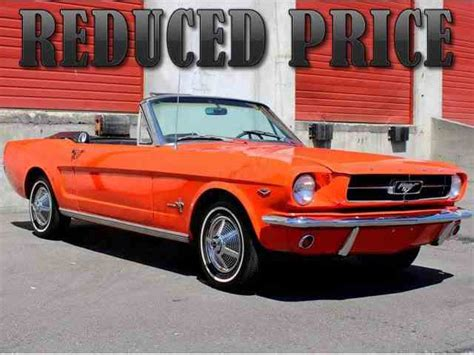 how to sell used cars 1964 ford mustang seat position control classifieds for 1964 ford mustang 14 available