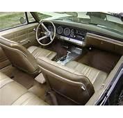1967 Chevy Impala SS Hardtop &amp Convertible Interior