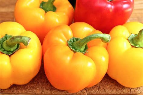 Paprika Kuning Sayur Sayuran Curah paprika kuning khasiat