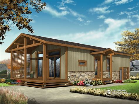 new small house plans tiny homes press release drummond house plans