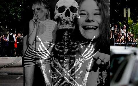famous female rock stars dead 2012 part three