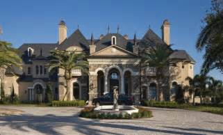 luxury home plans european castles villa and