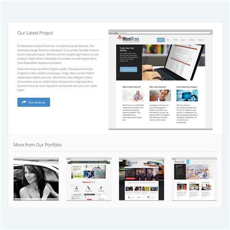 design portfolio maker software content page templates beaver builder