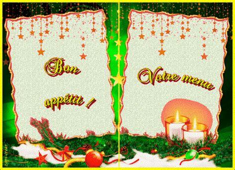Cartes De Noel Gratuits by Carte Menu De No 235 L Gratuite 224 Imprimer Cartes Gratuites