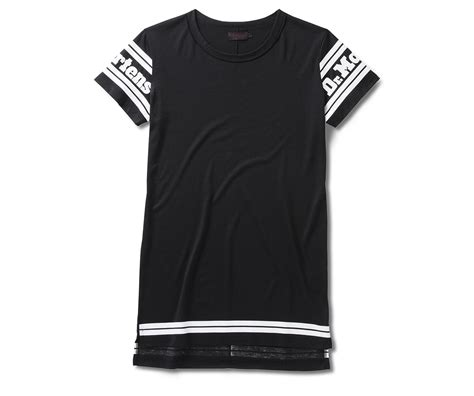 Dr Martens T Shirt athletic stripe t shirt dress accessories new arrivals