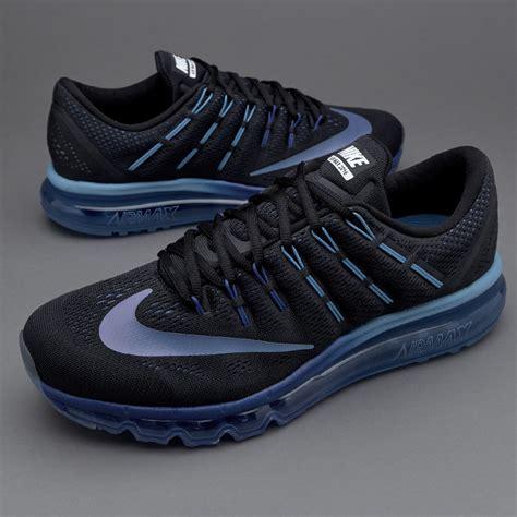 Sepatu Merk Nike Air Max sepatu sneakers nike air max 2016 black