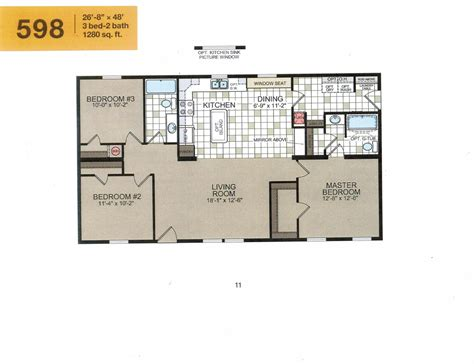 100 titan mobile home floor plans clearance homes