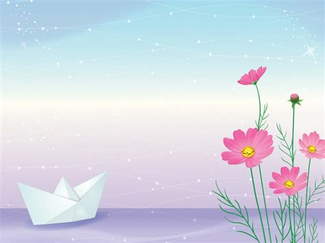 beautiful nature pictures download powerpoint templates paper ship on river powerpoint templates flowers