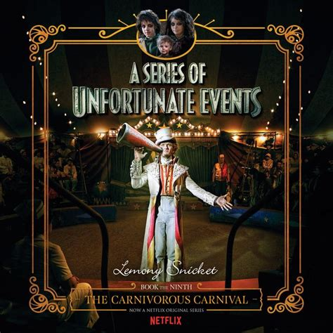 libro the carnivorous carnival the series of unfortunate events 9 the carnivorous carnival lemony snicket digital audiobook