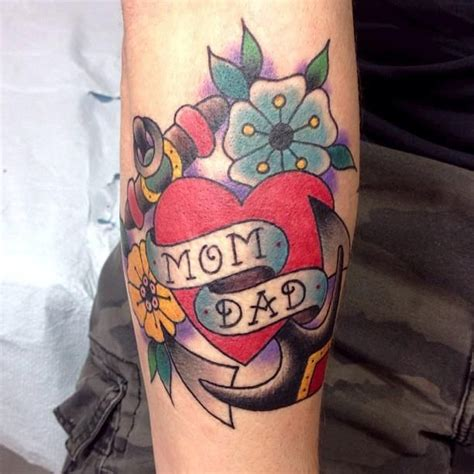 rip mom and dad tattoo designs 17 best images about tattoos on traditional