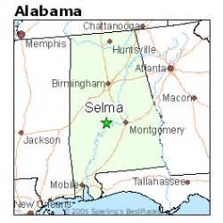 us map selma alabama best places to live in selma alabama