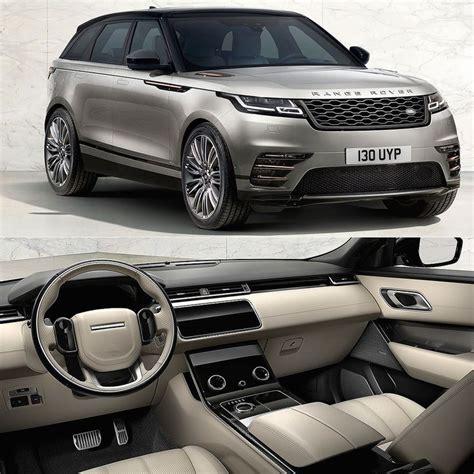 Range Rover Nouveau Modèle 2018