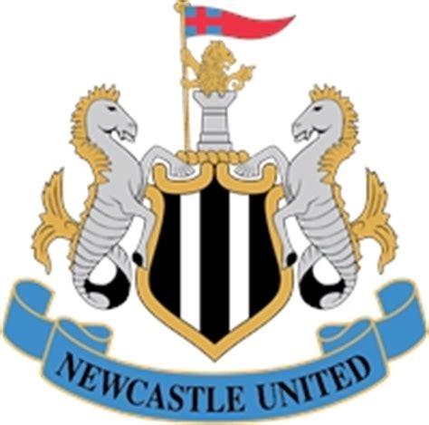 game design newcastle newcastle united fc logo vector ai free download